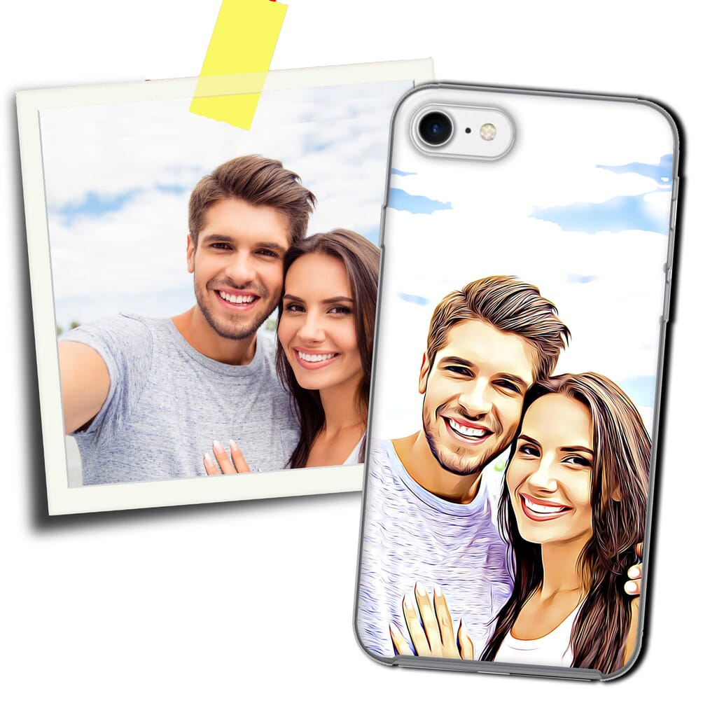 Personalised cell phone cases