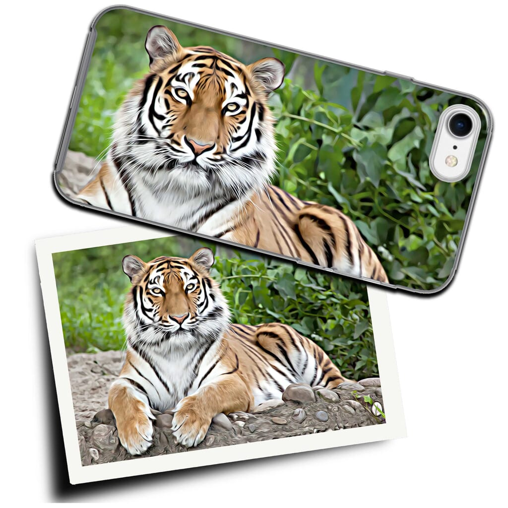 Printed animal cases