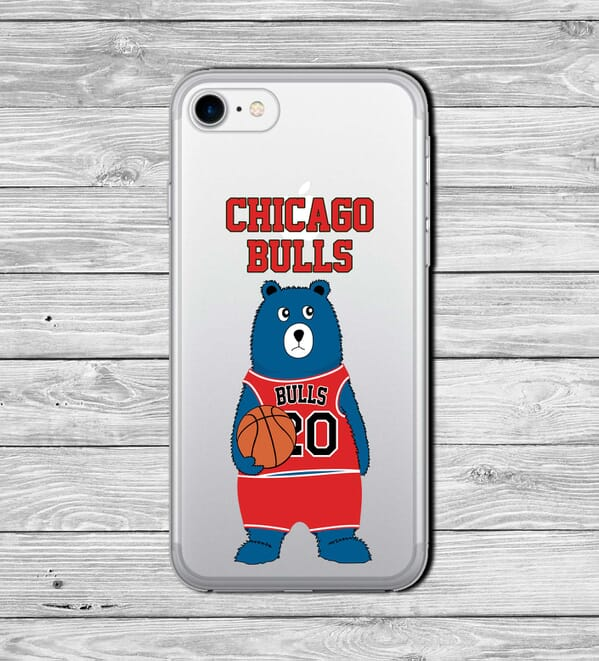 Your Basketball team Chicago Bulls