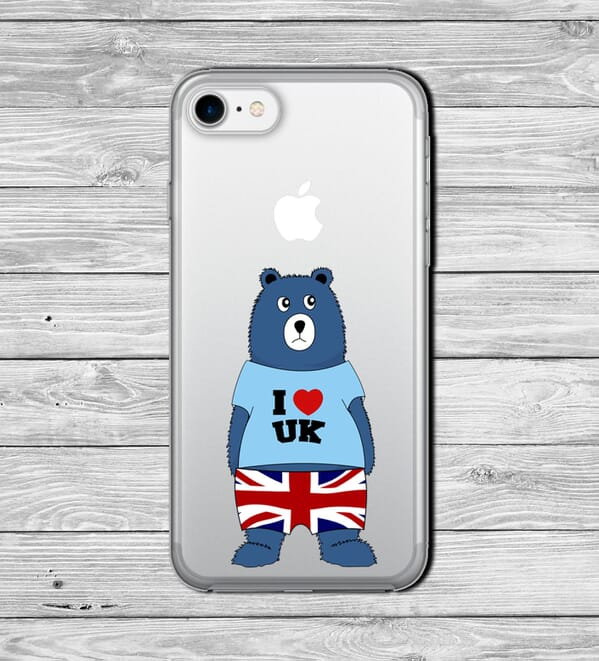 Love your country Phone case