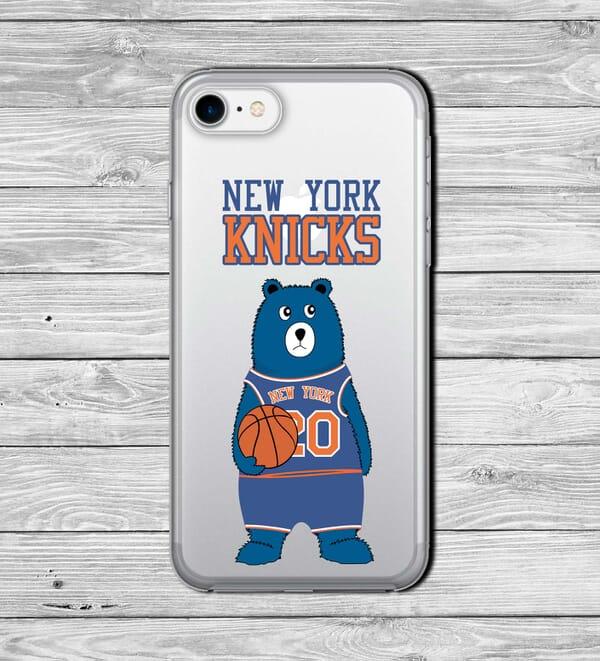 New york Knicks Choose your basketball team