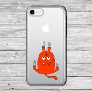 Hanging Pussy cat Phone case