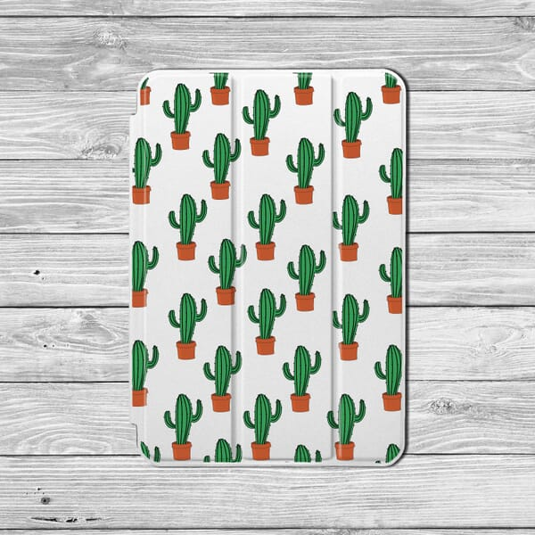 Ipad Cactus Cover Design